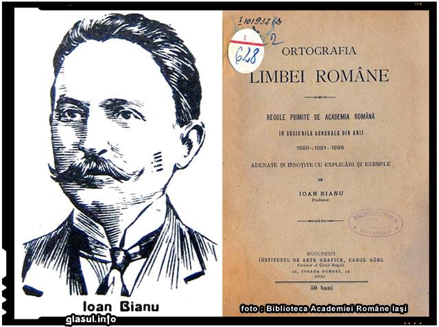 Astăzi se împlinesc 80 de ani de la moartea lui Ioan Bianu (1856-1935), creatorul școlii românești de biblioteconomie și bibliografie