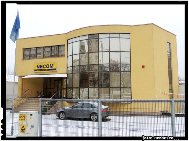 NECOM Iasi, producator de transformatoare electrice.