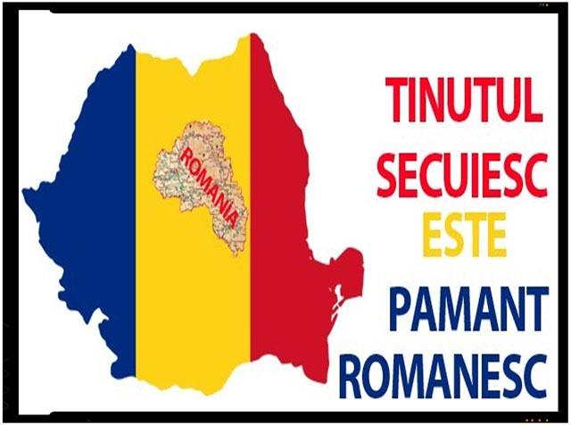 Stop discriminarilor fata de romanii din Secuime!