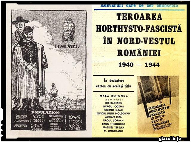 Ne-rușinarea ungurească! Maghiară!, Propaganda maghiara discriminatorie