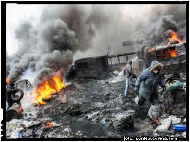 Cum arata cu adevarat luptele de aproape din Estul Ucrainei