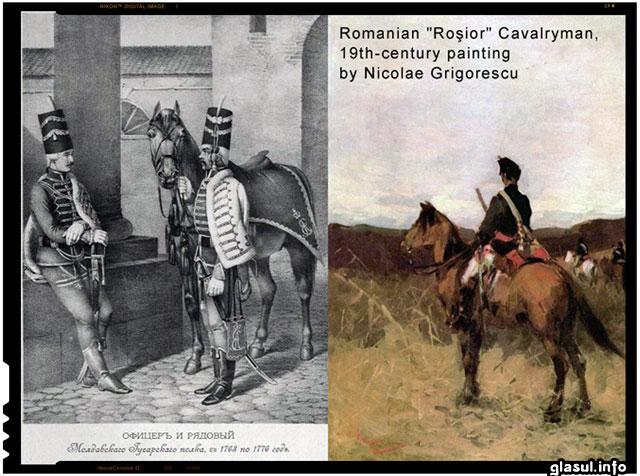 Romanii care s-au jertfit pentru gloria Rusiei imperiale in armata rusa