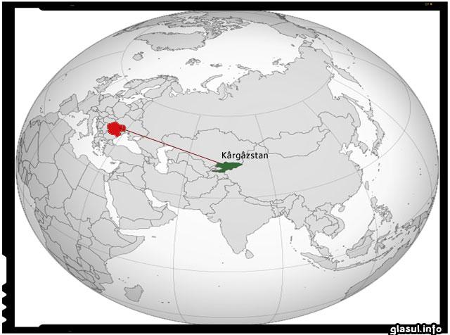 ROMÂNII DIN KÂRGÂZSTAN
