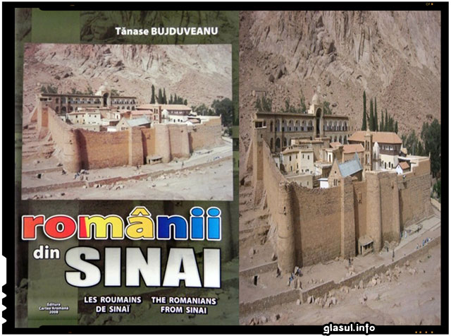 Românii din Sinai