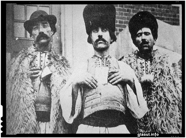 Românii in America, Trei mocani în New York (începutul secolului XX)