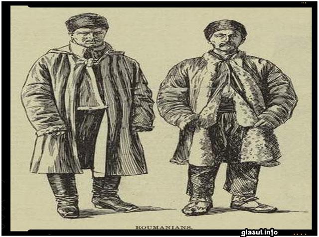 Imigranţi români în New York, 1891