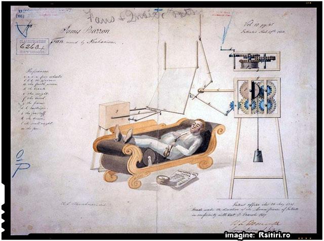 Stramosul ventilatorului, imagine: Rstiri.ro