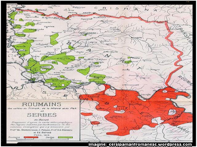 In 1945, Tito ii cerea lui Stalin Timisoara si Resita !. imagine: cersipamantromanesc.wordpress.com