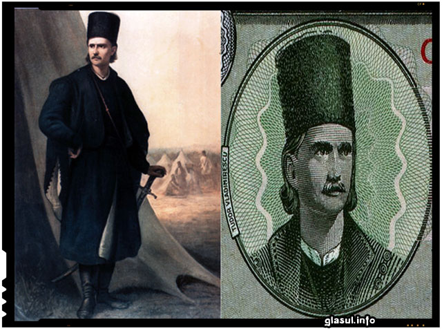 Tudor Vladimirescu: fondatorul naţionalismului românesc