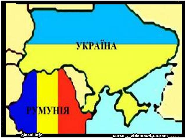In anul 2011 Ucraina se temea că România își va revendica teritoriile înapoi, imagine - vidomosti-ua.com