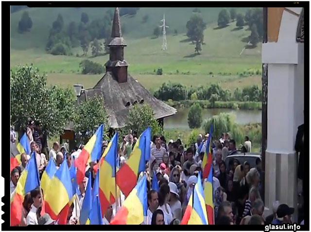 Hramul Mănăstirii Naşterea Sfântului Ioan Botezătorul-Valea Mare Covasna 2013