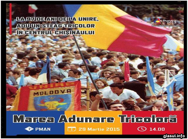 """Actiunea2012: """"Hai cu noi la Chisinau de Ziua Unirii!"""", sursa imagine: actiunea2012.ro"""