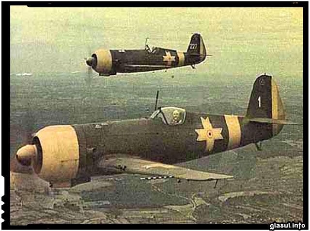 Dan Vizanti despre IAR 80 şi bătălia din 10 iunie 1944