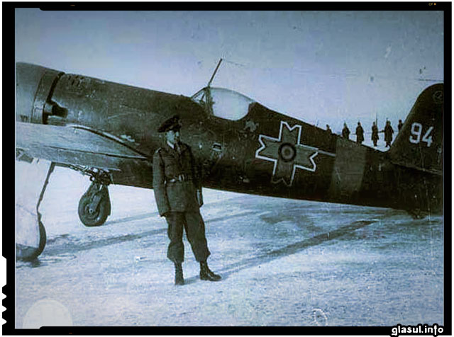 Dan Vizanti despre IAR 80 si batalia din 10 iunie 1944