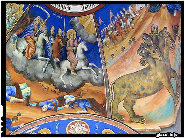 PROFETIA LUI AGATANGHEL, traitor la 1273 in insula Rhodos