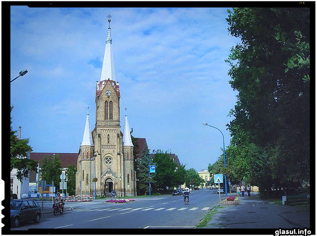 Szentes, Biserica Lutherana