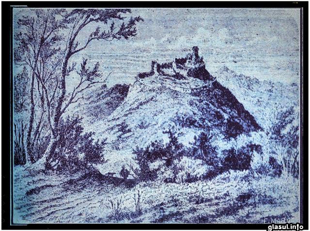 Cetatea Dacica de la Covasna, sursa imagine: covasna-voinesti.blogspot.ro