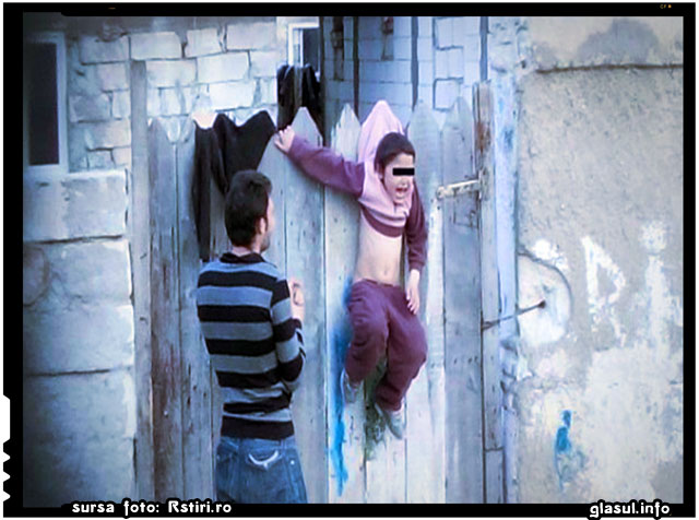 Incredibil! Situatie Ireala in Bucuresti! Minori atarnati de garduri si abuzati!, sursa foto: www. Rstiri.ro