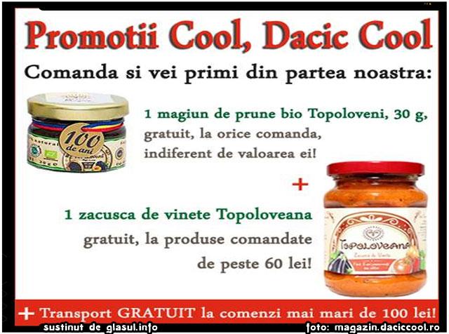 Cumpara produse romanesti ! #Saptamana 5, sursa foto: magazin.daciccool.ro