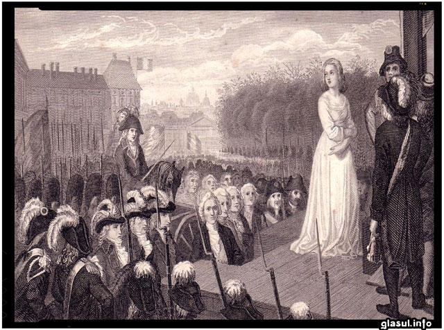 La 7 martie1793 avea loc prima utilizare a ghilotinei la Rouen. N-ar fi necesara si astazi in Romania?