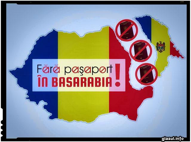 Fără pașaport în Basarabia!, sursa foto: actiunea2012.ro