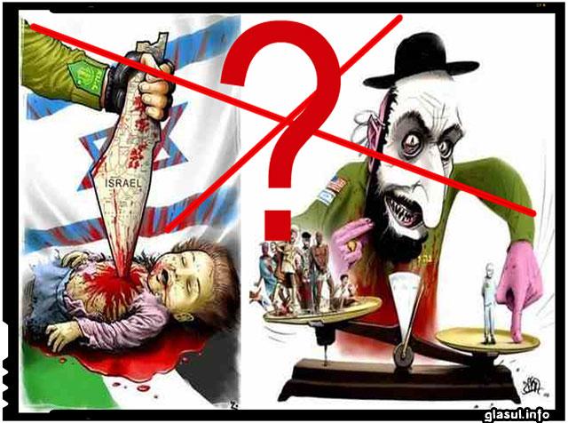 Franta ipocrita? Charlie nu poate fi chiar toata lumea! Caricaturistul francez Zeon a fost arestat pentru caricaturi antisioniste!