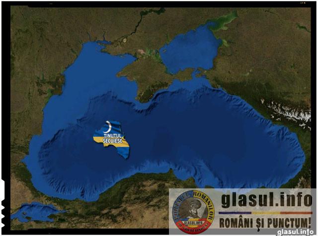 Proiect legislativ: Autonomie pentru unguri in Marea Neagra!