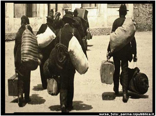 A fost o vreme cand italienii erau emigranti ilegali neodoriti de catre Romania, sursa foto: parma.repubblica.it