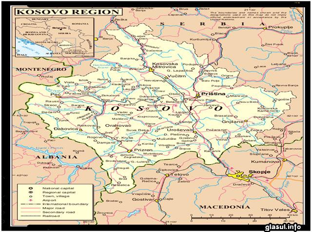 Pentru kosovari autonomia a insemnat doar sange, saracie, foamete si deznadejde