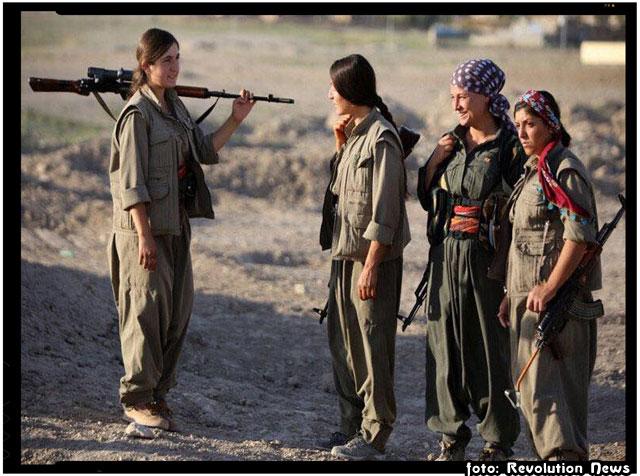 Kurdistanul, un nou stat pe harta lumii?, sursa foto: Revolution News