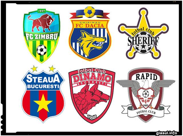 EXCLUSIV: Ligile de fotbal din Romania si Republica Moldova vor fuziona anul urmator!