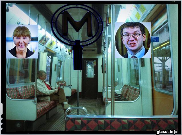 S-a Rupt Lanțul de Iubire: Mihail Neamțu face mișto de Monica Macovei