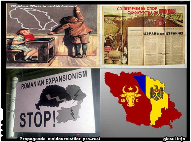 """""""Moldovenistii"""" cer combaterea acordarii de pasapoarte romanesti basarabenilor pentru prevenirea unei """"INVAZII MILITARE"""""""