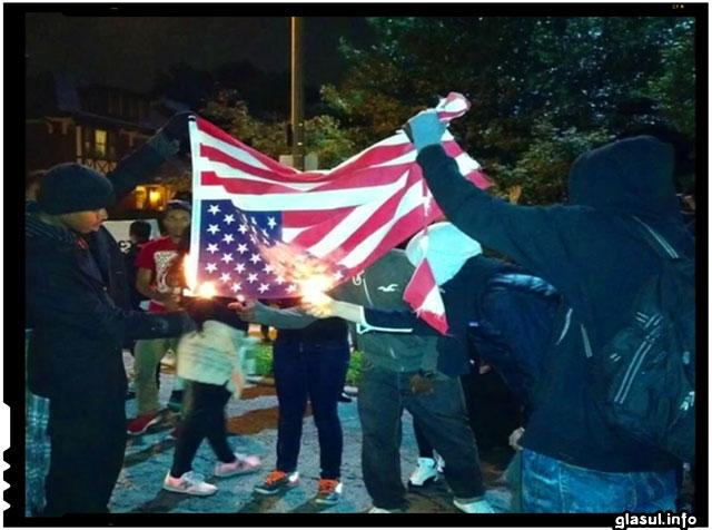 George Soros a donat 33 de milioane de dolari pentru a finanta revoltele din Ferguson, SUA