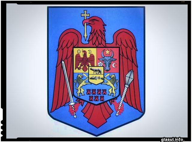 MEMORIU cu privire la unele erori care apar pe Stema României , sursa foto: dacoromania-alba.ro