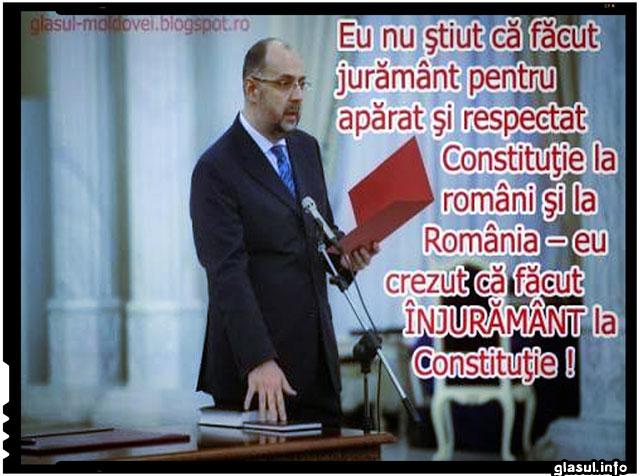 Propunerile UDMR pentru modificarea Constitutiei Romaniei!