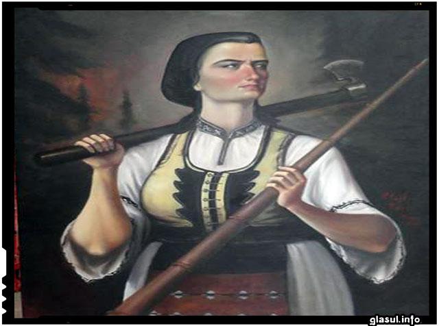 Pelaghia Rosu, eroina uitata. Cate scoli si strazi din Ardeal ii poartă numele?!