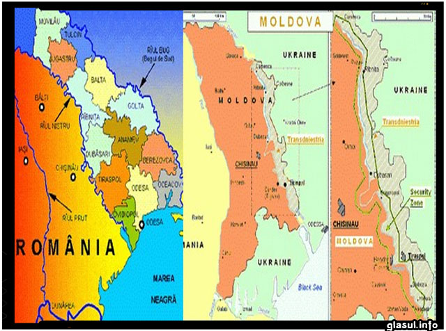Transnistria romaneasca, scurt istoric, foto: Asociaţia Tirageţia Basarabia