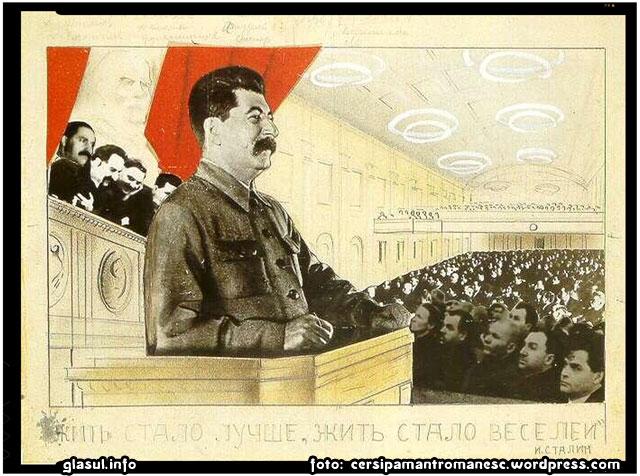 """DEZVALUIRI : Directivele de Baza ale NKVD-ului sovietic pentru comunizarea tarilor din asa-numitul """"lagar socialist"""", intrate in orbita sovietica, sursa foto: cersipamantromanesc.wordpress.com"""