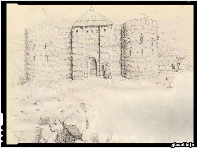 Istoria secreta: stiati ca Odesa (Hadjibei) este o cetate construita de valahi?