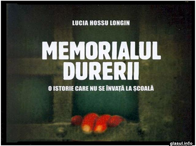 IMBOGATIREA. O noua serie a Memorialului Durerii. - Lucia Hossu Longin