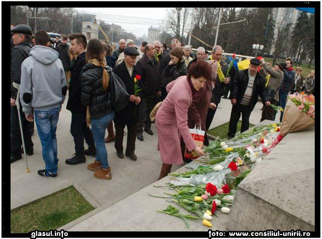 Dar de genocidul impotriva poporului roman ii mai pasa cuiva?, foto: consiliul-unirii.ro