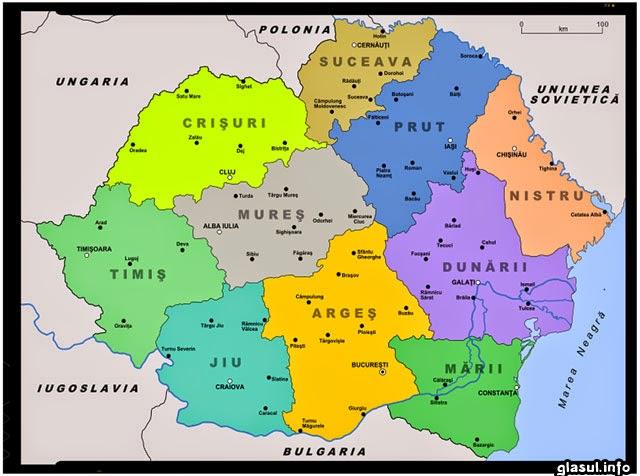 Romania Mare, Romania adevarata a tuturor romanilor!