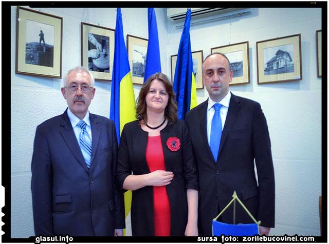 SEBASTIAN IOAN HOTCA: ROMANII DIN TARILE LOR DE RESEDINTA AR TREBUI SA BENEFICIEZE DE ACELEASI DREPTURI CA SI MINORITATILE NATIONALE DIN ROMANIA, sursa foto: zorilebucovinei.com