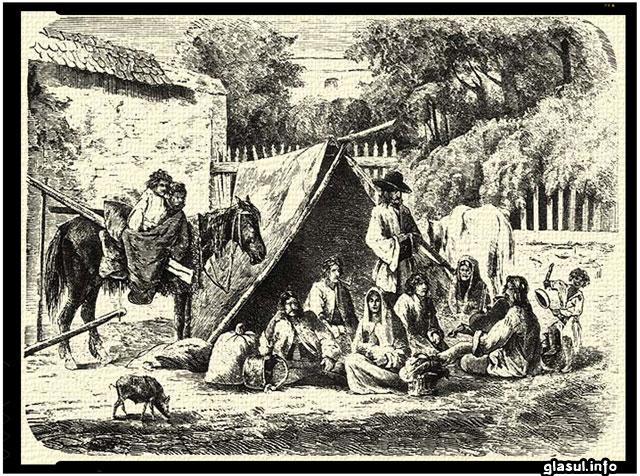 In Suedia, romanii sunt confundati deja cu tiganii!