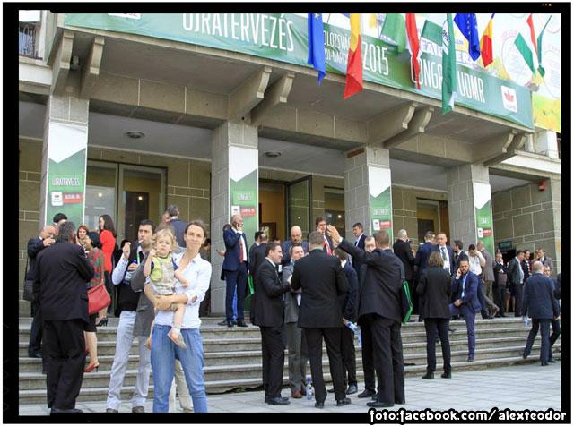 """Actiunile desfasurate de UDMR in Romania sunt """"evenimente private""""!!, sursa foto: facebook.com/alexteodor"""