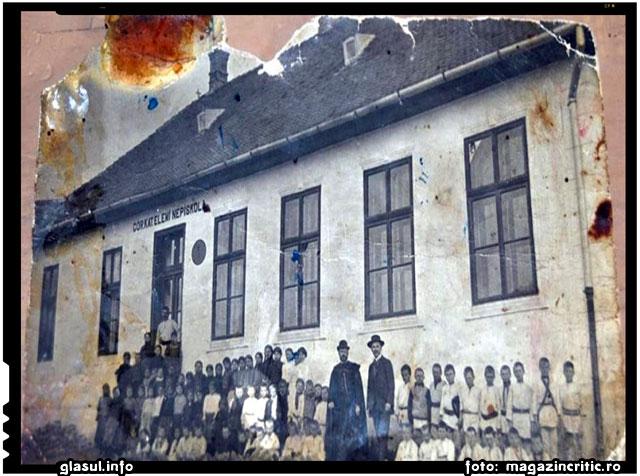 ULTIMII ROMANI. Un film cutremurator despre maghiarizarea fortata a romanilor din Harghita, realizat de Razvan Butaru, foto: magazincritic.ro