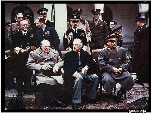 9 mai 1945 - nimic de sarbatorit pentru romani!