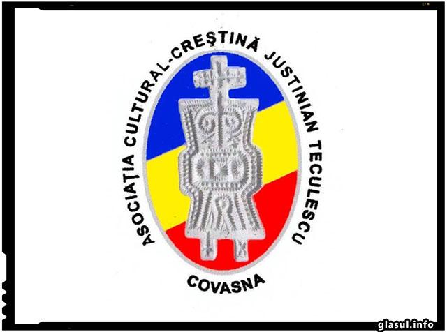 ASOCIAȚIA CULTURAL CREȘTINĂ JUSTINIAN TECULESCU (ACCJT) va invita sa deveniti membri simpatizanti ai acesteia, foto: facebook.com/justinian.teculescu.covasna