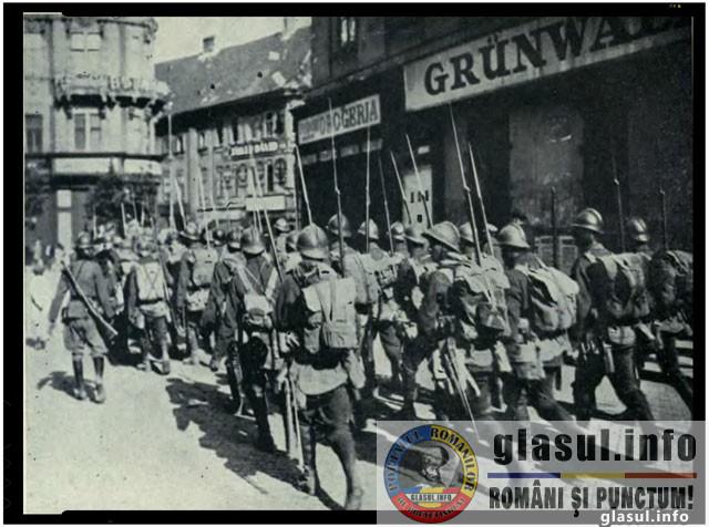 In 1919 romanii au cucerit jumatate din Ungaria. Ungurii daca erau in situatia noastra nu s-ar fi retras nici daca le dadeai foc la mustati!